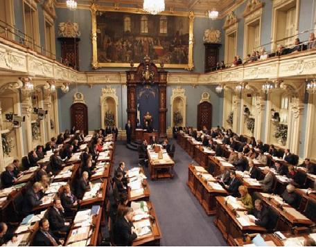 La population du Québec vote en majorité contre un gouvernement majoritaire