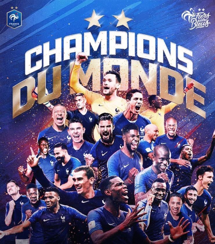 Coupe du monde le pari gagnant de la diversit mediamosaique la 1e cha ne du vivre ensemble - Gagnant de la coupe du monde ...